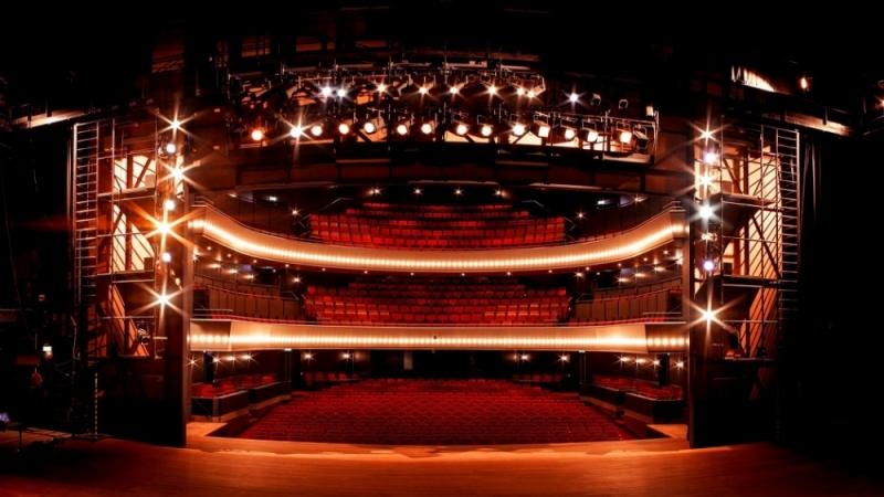 Theater met gezond en comfortabel binnenklimaat