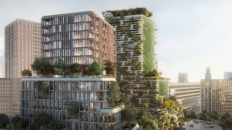 Gezond leven in 2 Utrechtse torens