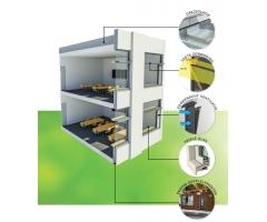 Consortium komt innovatief concept voor 'school vol energie'