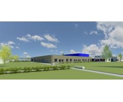 Bouwmaterialen uit kantoor Rijkswaterstaat komen in nieuwe ggz-instelling