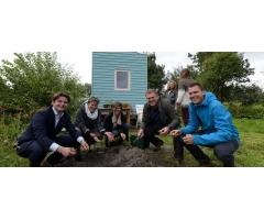 Duurzaam en gezond wonen in Proeftuin Erasmusveld Den Haag gestart