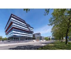 Duurzaam kantoor Rabobank Eindhoven opgeleverd met PowerWindows