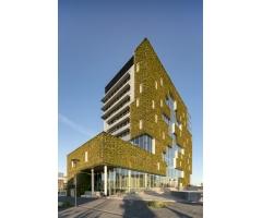 Duurzaam stadskantoor Venlo twee dagen open voor duurzaam geïnteresseerden