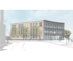 Energieneutraal gemeentehuis Nieuwerkerk eerst duurzaam gedemonteerd