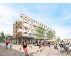 Energieneutrale sporthal en appartementen in Vlaardingen