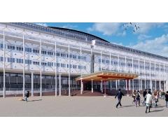 Energiezuinige renovatie van stadhuis Apeldoorn