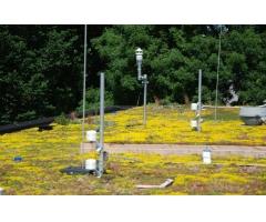 Innovatief blauw-groen dak koelt de stad en voorkomt wateroverlast