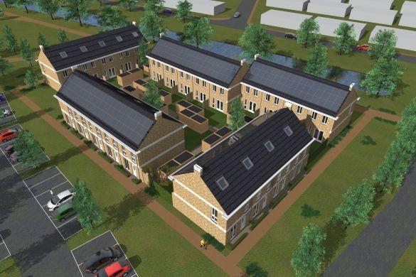 Negatieve epc voor 23 huurwoningen in rotterdamse wijk for Wijk in rotterdam
