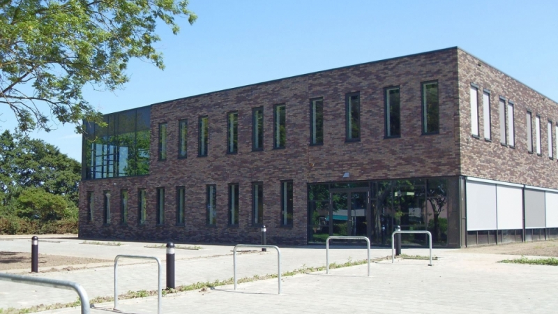 Nieuwbouw Lauwerscollege